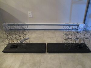 2 lampes style industriel