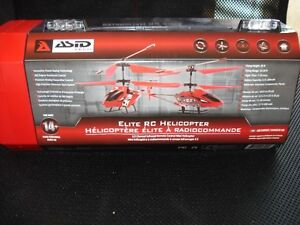 Asid Tech Elite RC Helicopter (new) Stratford Kitchener Area image 4