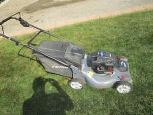 MURRAY 4,75HP SELF PROPELLED LAWNMOWER FRONT WHEEL DRIVE