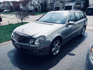 2009 E350 Mercedes Benz wagon-meticulously maintained