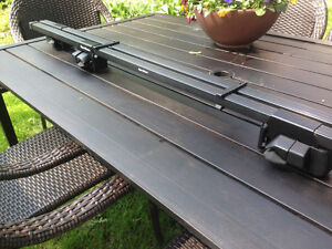 Roof Racks / barres de toit Sportrack 56'' / 143cm
