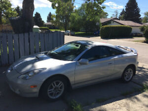 2002 Toyota Celica GT  Great Condition Very Low Mileage