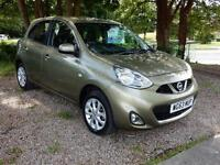 Nissan Micra 1.2 ( 80ps ) Connect 2013 Acenta **FInance from £145.02 a month**