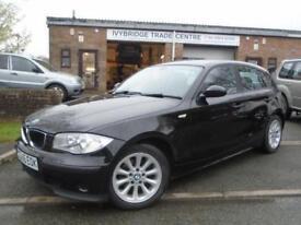 2005 05 BMW 1 SERIES 1.6 116I ES 5D 114 BHP