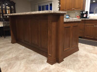 DW Concepts Custom Cabinets Over 43 Years Experience !