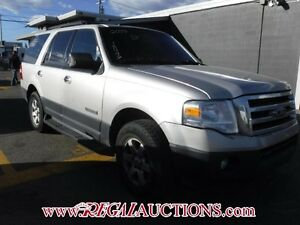 2007 FORD EXPEDITION XLT 4D UTILITY