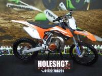 KTM SX 85 2016 Motocross Bike BIG WHEEL!!!