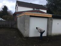 Lockable garage