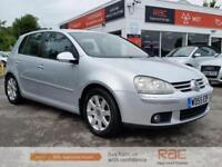VOLKSWAGEN GOLF GT TDI, Silver, Manual, Diesel, 2005
