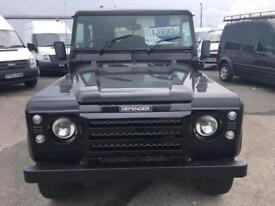 2004 54 Land Rover 110 Defender 2.5 Td5 Double Cab XS NO VAT