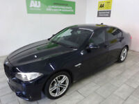2013,BMW 520 2.0TD 184bhp Auto d M Sport***BUY FOR ONLY £72 PER WEEK***
