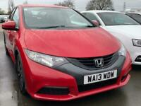2013 Honda Civic 1.6 i-DTEC SE 5dr Hatchback Diesel Manual