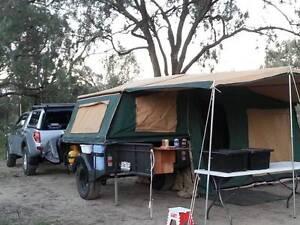 Allied Pacific Camper Off Road Trailer Burton Salisbury Area Preview