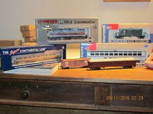LARGE ASSORTMENT OF H.O. SCALE USED AND NEWER... London Ontario image 3