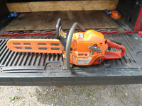 353 husqvarna chainsaw