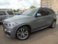 2015 BMW X5 3.0 30d M Sport xDrive (s/s) 5dr
