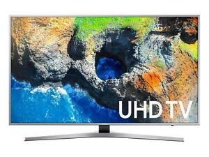 "BRAND new Samsung 65"" FLAT SCREEN & 4K CURVED, UHD,  HDR,120HZ, WIFI, ULTRA SLIM, Smart Tv"