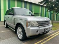 2005 Land Rover Range Rover 4.2 V8 Supercharged Vogue SE 5dr SUV Petrol Automati