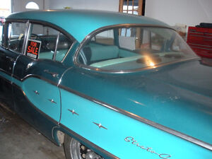 1958 Pontiac Stratochief For Sale Prince George British Columbia image 3