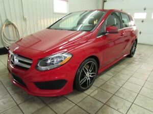 Mercedes-Benz B-Class 4dr HB B 250 Sports Tourer 4MATIC 2016