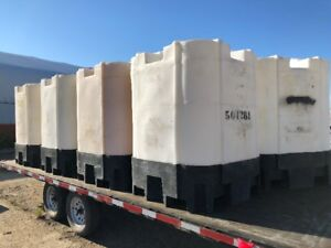 LOOK >>>  60 X 375 TO 1800 GALLONS TANKS. $200-$1300