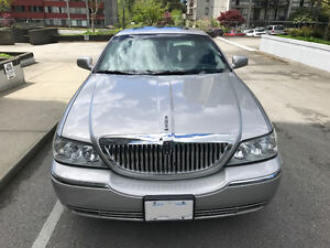 2003 Lincoln Town Car Cartier Edition