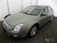 2009 Ford Fusion SEL AWD