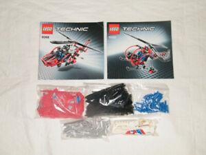 LEGO Technic 8068 - L'hélicoptère de sauvetage