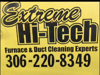 THE ULTIMATE FURNACE AND DUCT CLEANING SERVICE FOR YOU !!!