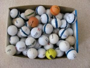 REDUCED: 100 Golf balls for sale
