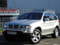 2003 BMW X5 4.4 i Sport 5dr