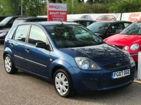 Ford Fiesta 1.25 Style Climate Hatchback 5d 1242cc