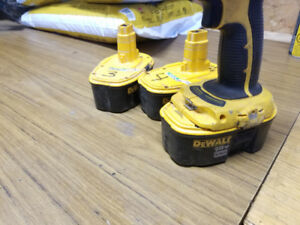 Dewalt 18V XPR NiCd Battery - Call or Text