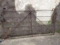 Antique/Vintage Farm Gate 8ft