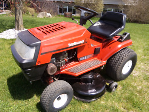 Yard Machines riding lawn tractor