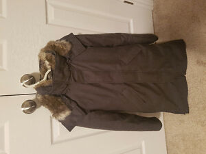 Parka Coat Size Small London Ontario image 1