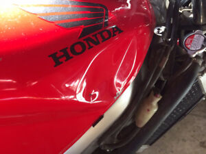 2003 HONDA VFR 800 PARTS BIKE/ REBUILD