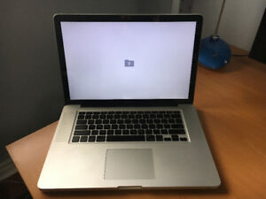 Excellent condition MacBook Pro 15 inch (2009)