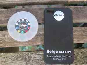 Holga Detachable Lens and Filter Turret DLFT-IP4 for iPhone 4/4S London Ontario image 3