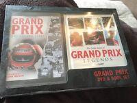 Grand Prix DVD and book set