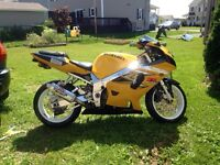 Gsxr 750 for sale or trade
