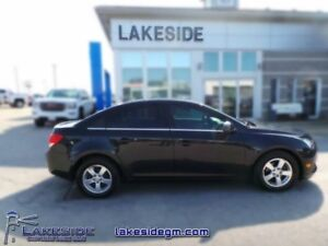 2012 Chevrolet Cruze LT Turbo  - one owner - local - trade-in -