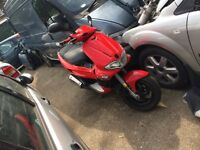 2000 X REG GILERA RUNNER no mot 2 keys full logbook fully running £1150ono
