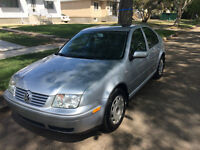 2003 VW Jetta 1.8T - Perfect starter car with LOW kms!!