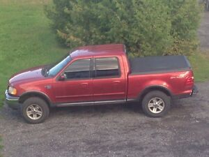 Ford f-150 2002 4x4