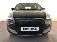 2015 FORD KUGA TITANIUM X TDCI DIESEL LEATHER INTERIOR 1 OWNER SERVICE HISTORY