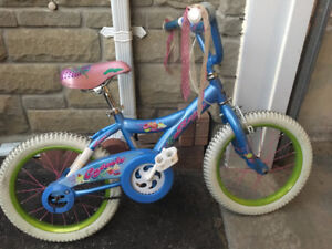 Girls 16 inch Avigo bike