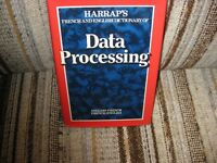 HARRAP'S FRENCH AND ENGLISH DICTIONARY OF DATA PROCESSING Laval / North Shore Greater Montréal Preview