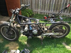 6 cylinder 1981 CBX parting out