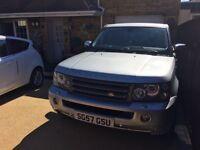 Range Rover sport HSE 27.20 tdi